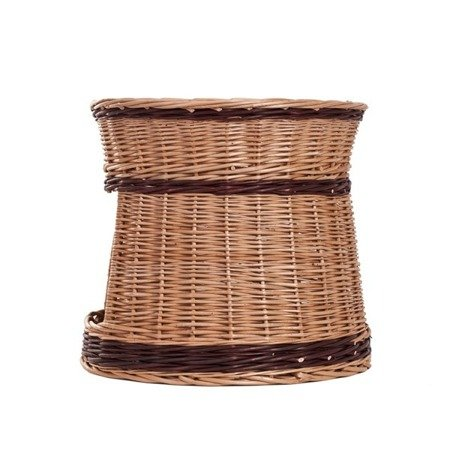 Handmade wicker Pet Basket Beds for Dogs Cats