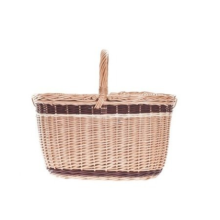 Picknickkorb aus Weide